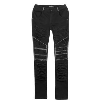 Muške hlače PUNK RAVE - MadMax - K-179_B