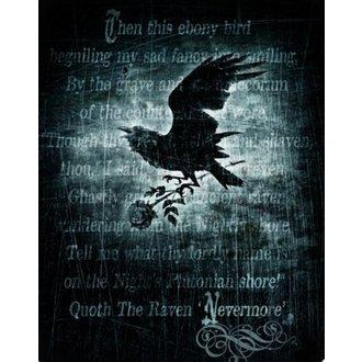 Posteljina ALCHEMY GOTHIC - Alnevdd Nevermore, ALCHEMY GOTHIC