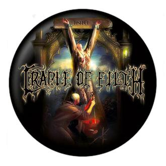 Bedž Cradle of Filth - Hexen - NUCLEAR BLAST, NUCLEAR BLAST, Cradle of Filth