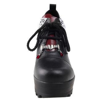 Cipele ženske Alchemy Gothic - VAMP-VAMPIRE - STEELGROUND, ALCHEMY GOTHIC