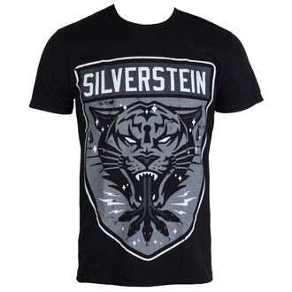 Majica muška Silverstein - Tiger - PLASTIC HEAD, PLASTIC HEAD, Silverstein