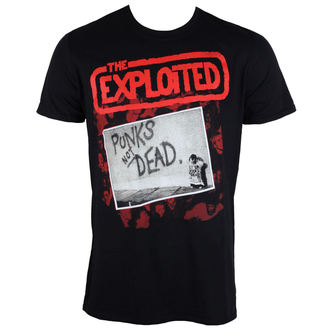 Majica muška Exploited - The Punks Not Dead - PLASTIC HEAD, PLASTIC HEAD, Exploited