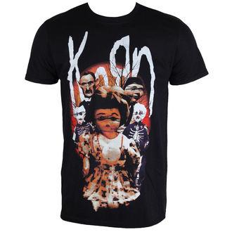 Majica muška Korn - Dolls - PLASTIC HEAD, PLASTIC HEAD, Korn