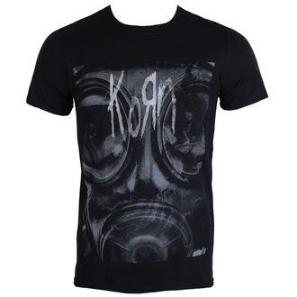 Majica muška Korn - Gas Mask - PLASTIC HEAD, PLASTIC HEAD, Korn
