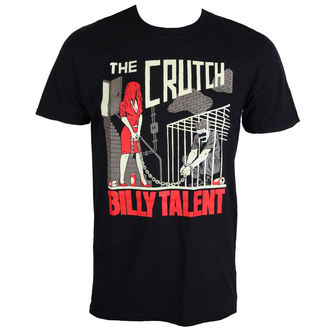 Majica muška Billy Talent - The Crutch - PLASTIC HEAD, PLASTIC HEAD, Billy Talent