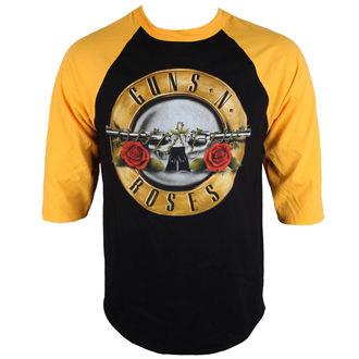 Majica muška 3/4 rukavi Guns N' Roses - BULLET - BRAVADO, BRAVADO, Guns N' Roses