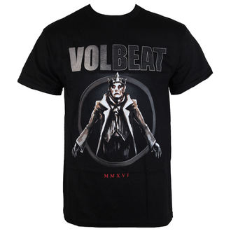 Majica muška Volbeat - RED KING-BLACK - BRAVADO, BRAVADO, Volbeat