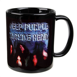 Šalica Deep Purple - Machine Head - PLASTIC HEAD, PLASTIC HEAD, Deep Purple