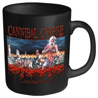 Šalica Cannibal Corpse - Eaten - PLASTIC HEAD, PLASTIC HEAD, Cannibal Corpse