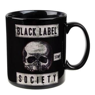 Šalica Black Label Society - Trooper - PLASTIC HEAD, PLASTIC HEAD, Black Label Society