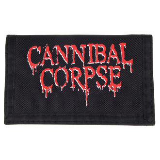 Novčanik Cannibal Corpse - Logo - PLASTIC HEAD, PLASTIC HEAD, Cannibal Corpse