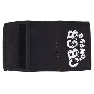 Novčanik CBGB - Logo - PLASTIC HEAD, PLASTIC HEAD