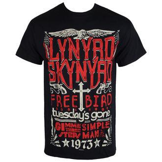 Majica metal muška Lynyrd Skynyrd Freebird PLASTIC HEAD RTLS0127, PLASTIC HEAD, Lynyrd Skynyrd