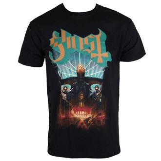 Majica metal muška Ghost Meliora PLASTIC HEAD PH10201, PLASTIC HEAD, Ghost