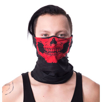 Marama/Šal POIZEN INDUSTRIES - SM1 SNOOD - RED, POIZEN INDUSTRIES