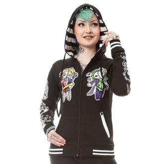 Ženska majica s kapuljačom VOODOO IDOL CUPCAKE CULT POI146, CUPCAKE CULT