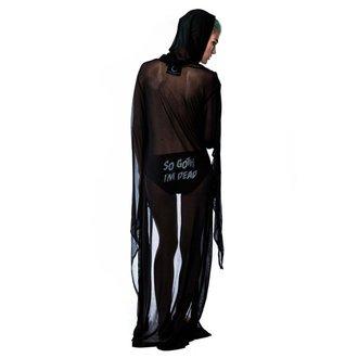 Ogrtač ženski KILLSTAR - Demoness Mesh Duster, KILLSTAR
