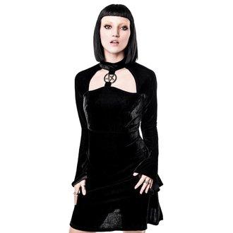 Ženska haljina KILLSTAR - Ziva Velvet, KILLSTAR