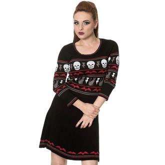 Ženska haljina s dugim rukavima BANNED, BANNED