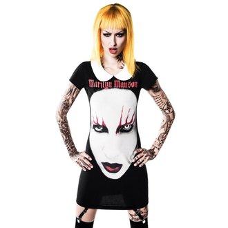 Haljina ženskaKILLSTAR x MARILYN MANSON - Spell Master Suspender, KILLSTAR, Marilyn Manson