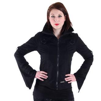 Ženska jakna za proljeće / jesen - Crna - QUEEN OF DARKNESS, QUEEN OF DARKNESS