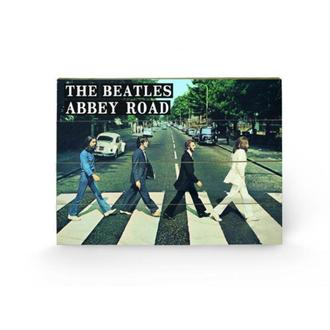 Drvena slika The  Beatles - Abbey Road, PYRAMID POSTERS, Beatles
