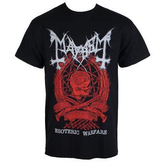 Majica metal muška Mayhem - ESOTERIC WARFARE CREST - RAZAMATAZ, RAZAMATAZ, Mayhem
