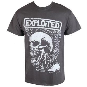 Majica metal muška Exploited - VINTAGE SKULL - RAZAMATAZ, RAZAMATAZ, Exploited