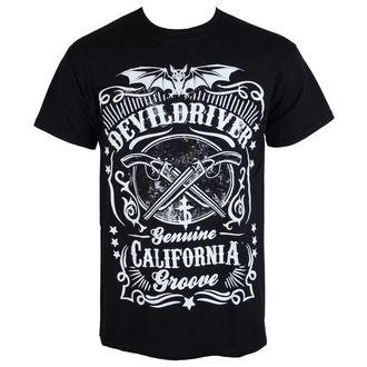 Majica metal muška Devildriver - CALIFORNIA GROOVE - RAZAMATAZ, RAZAMATAZ, Devildriver
