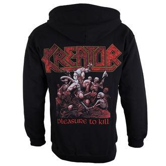 Majica s kapuljačom muška Kreator - PLEASURE TO KILL - RAZAMATAZ, RAZAMATAZ, Kreator