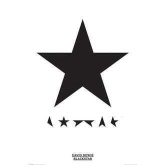 Poster David Bowie - Blackstar, PYRAMID POSTERS, David Bowie