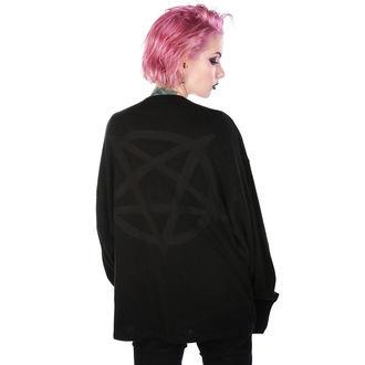 Džemper ženski DISTURBIA - Pentagram, DISTURBIA