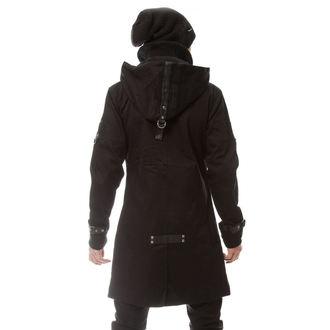 Muški kaput VIXXSIN - EXCLUSION - BLACK, VIXXSIN