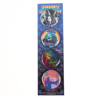 Bedževi Janis Joplin, C&D VISIONARY, Janis Joplin