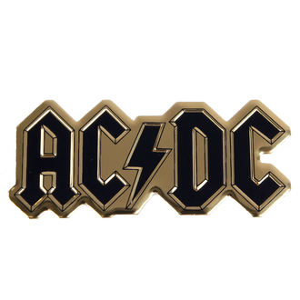 Naljepnica najmanja (metal) AC / DC - Logo, C&D VISIONARY, AC-DC