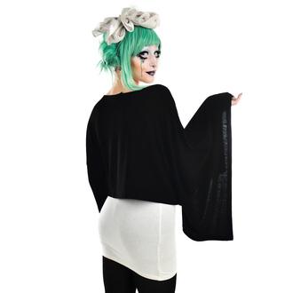 Majica gotika i punk ženska - COVEN CAPE - TOO FAST, TOO FAST