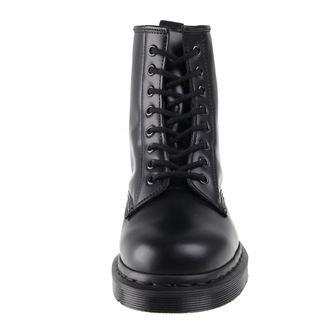 Čizme kožne unisex - DM 1460 MONO BLACK SMOOTH - Dr. Martens, Dr. Martens