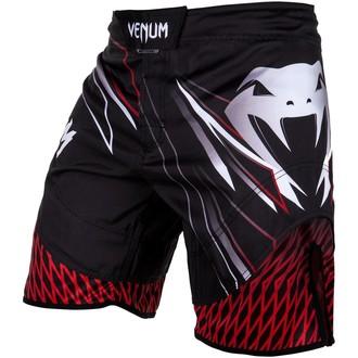 Kratke hlače za boks VENUM - Shockwave - Crno / Crveno, VENUM