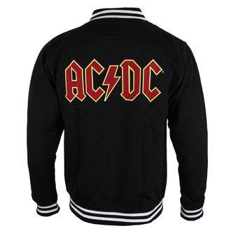 Majica na kopčanje muška AC-DC - Classic Logo - ROCK OFF, ROCK OFF, AC-DC