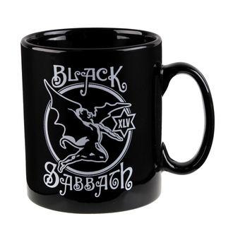 Šalica Black Sabbath - 45th Anniversary - ROCK OFF, ROCK OFF, Black Sabbath