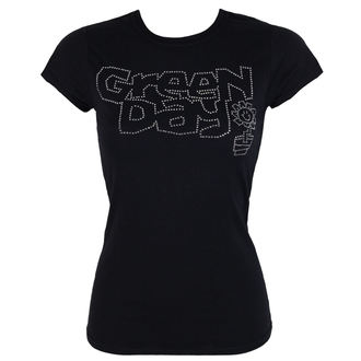 Majica metal ženska Green Day - Flower Pot - ROCK OFF, ROCK OFF, Green Day