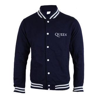 Majica na kopčanje muška Queen - Crest - ROCK OFF, ROCK OFF, Queen