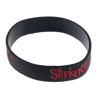 Narukvica Slipknot - Logo - ROCK OFF, ROCK OFF, Slipknot