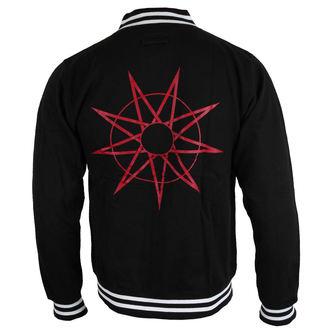 Majica na kopčanje muška Slipknot - LOGO & 9 POINT STAR - ROCK OFF, ROCK OFF, Slipknot