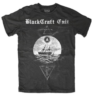 Majica muška - Satanic Seas - BLACK CRAFT - BLC009