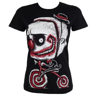 Majica hardcore ženska - Creep The Clown - Akumu Ink, Akumu Ink