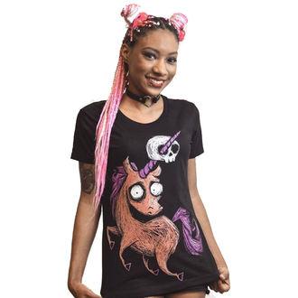 Majica hardcore ženska - Deadly Myth - Akumu Ink, Akumu Ink