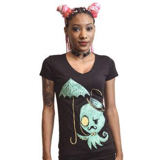 Majica hardcore ženska - Mr. Octopoda - Akumu Ink, Akumu Ink