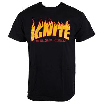 Majica muška Ignite - Skate - Bllack - BUCKANEER, Buckaneer, Ignite