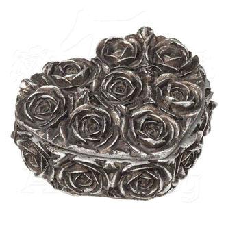 Ukras (kutija za nakit) ALCHEMY GOTHIC - Rose Heart, ALCHEMY GOTHIC
